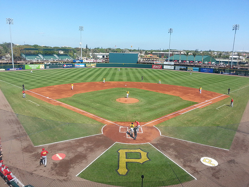 McKechnie Field, Pittsburgh Pirates