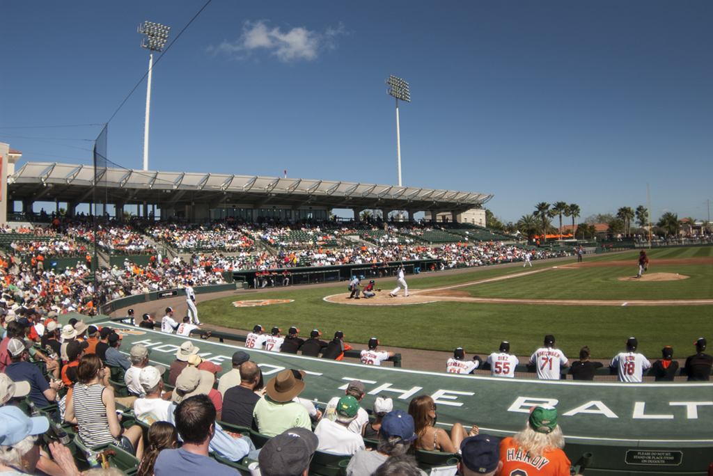 Ed Smith Stadium, Baltimore Orioles spring training