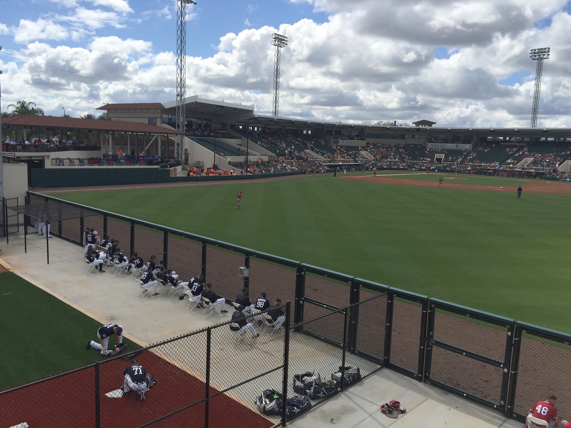 Spring Training History The Detroit Tigers