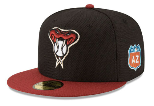 Arizona Diamondbacks spring cap