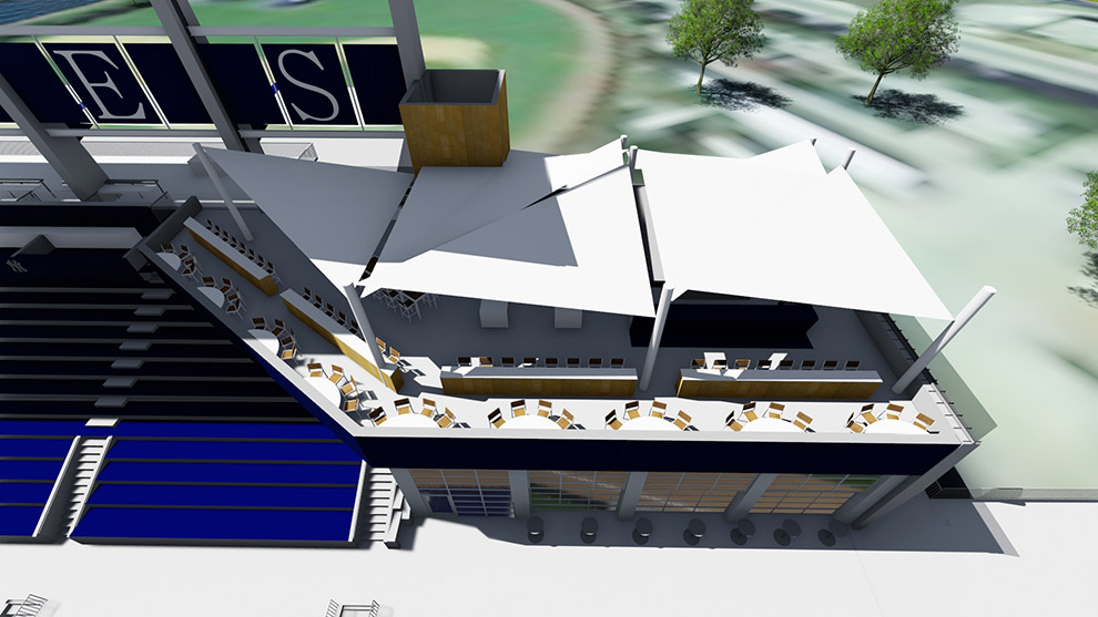 Steinbrenner Field renovations